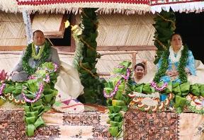 King Taufa'ahau Tupou IV of Tonga visit PCC.jpg