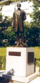 Karl G. Maeser Statue Germany.jpg
