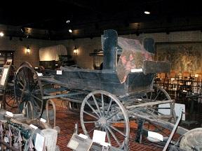 Wilford Woodruff's carriage Pioneer Museum.jpg