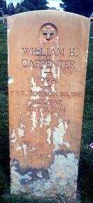 William Hiram Carpenter gravestone.jpg