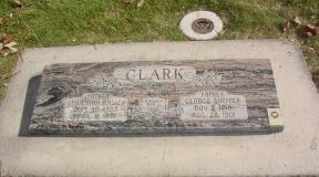 George Sheffer Clark gravestone.jpg