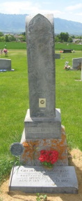 George Washington Cummings gravestone.jpg
