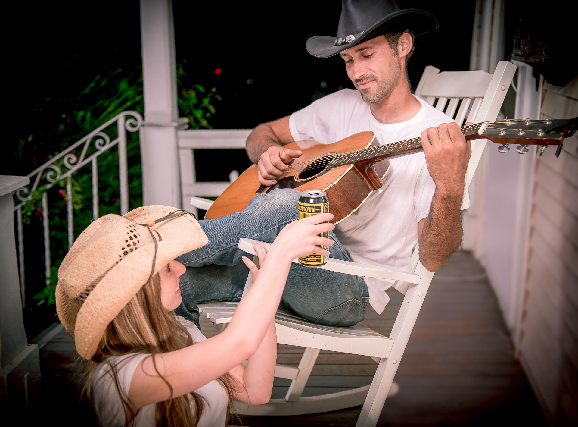 Texas Front Porch Party