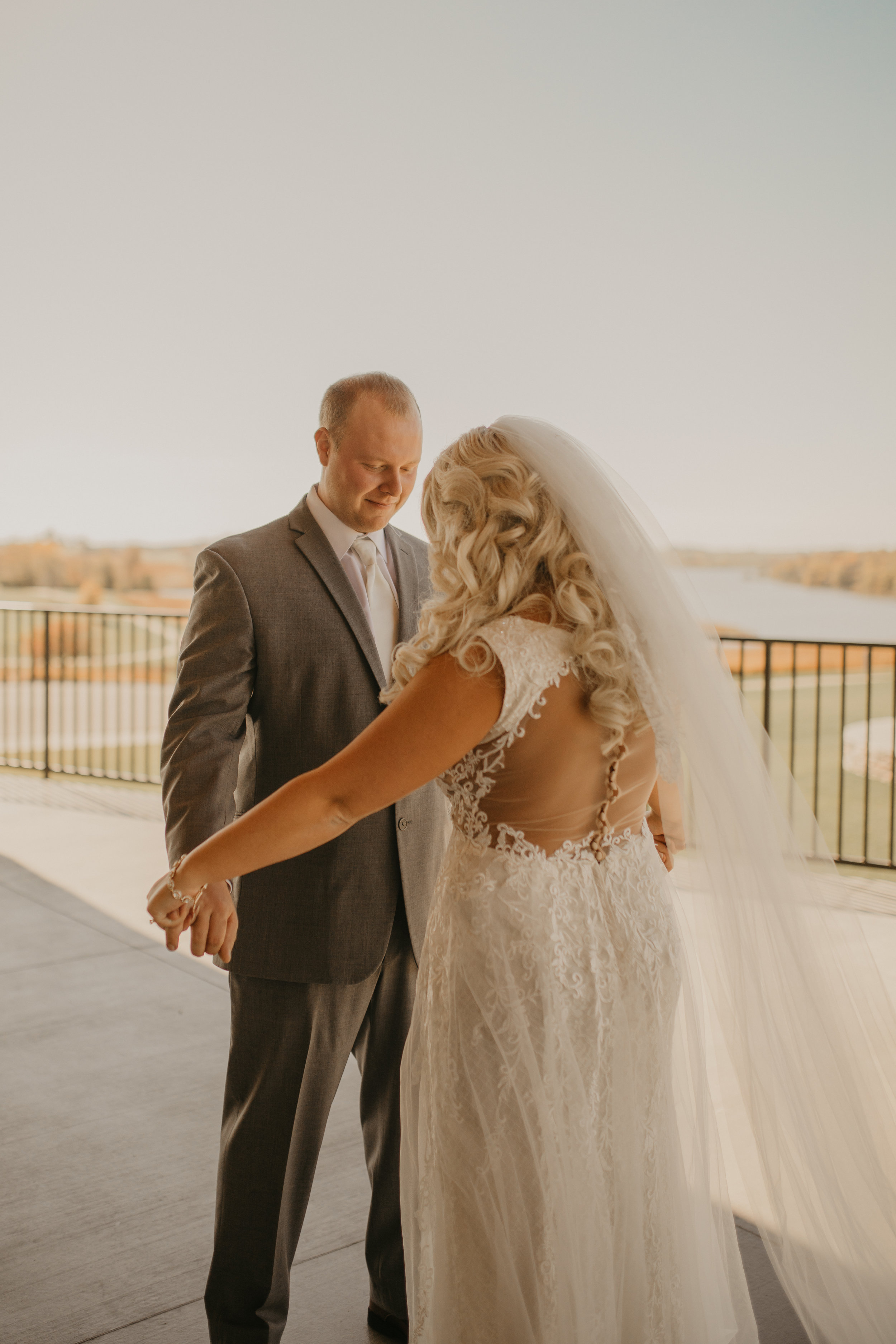wedding   mr. + mrs. patterson