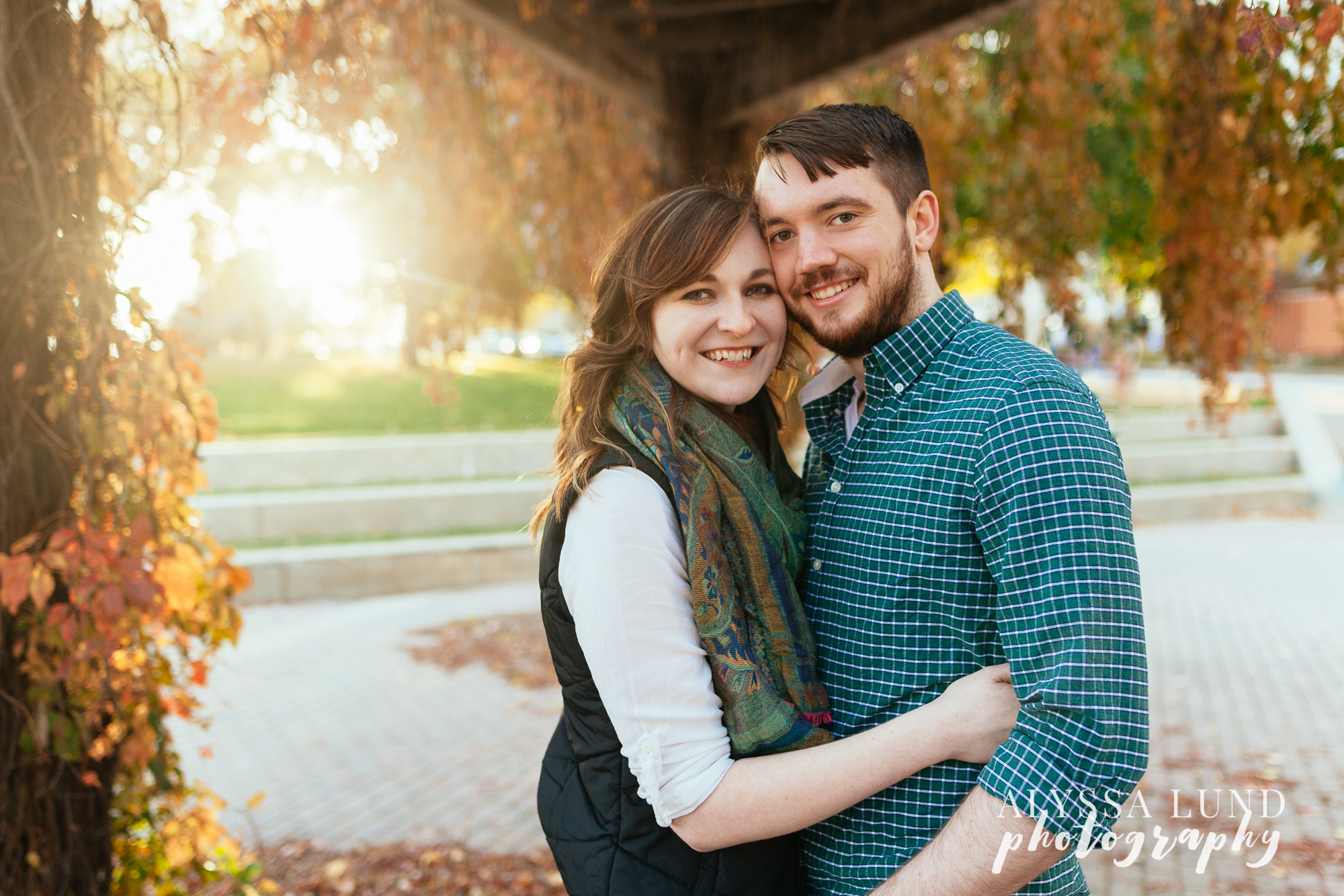 Creative Minneapolis Wedding Photography by Alyssa Lund Photography
