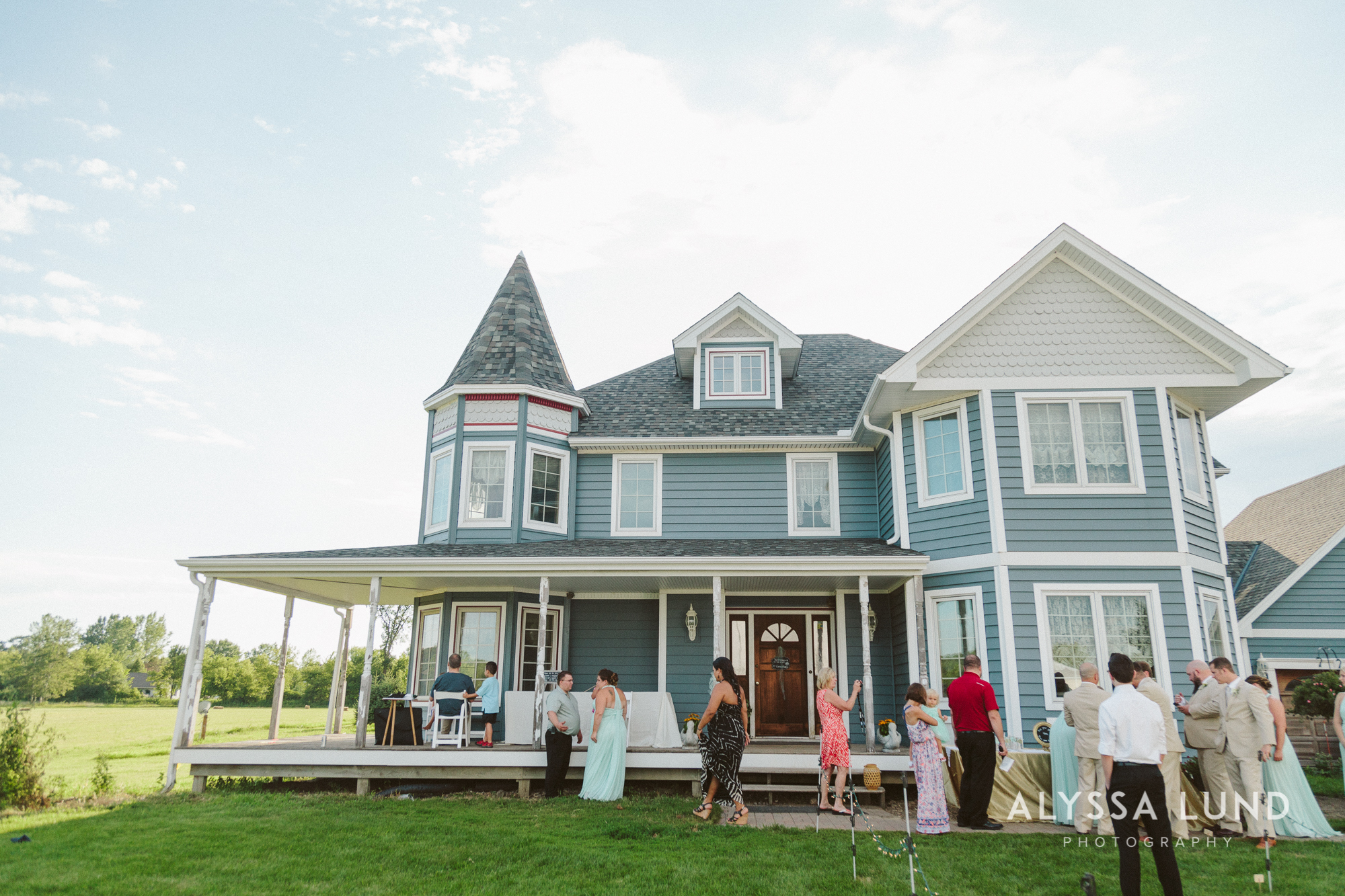Minnesota Backyard Wedding-12
