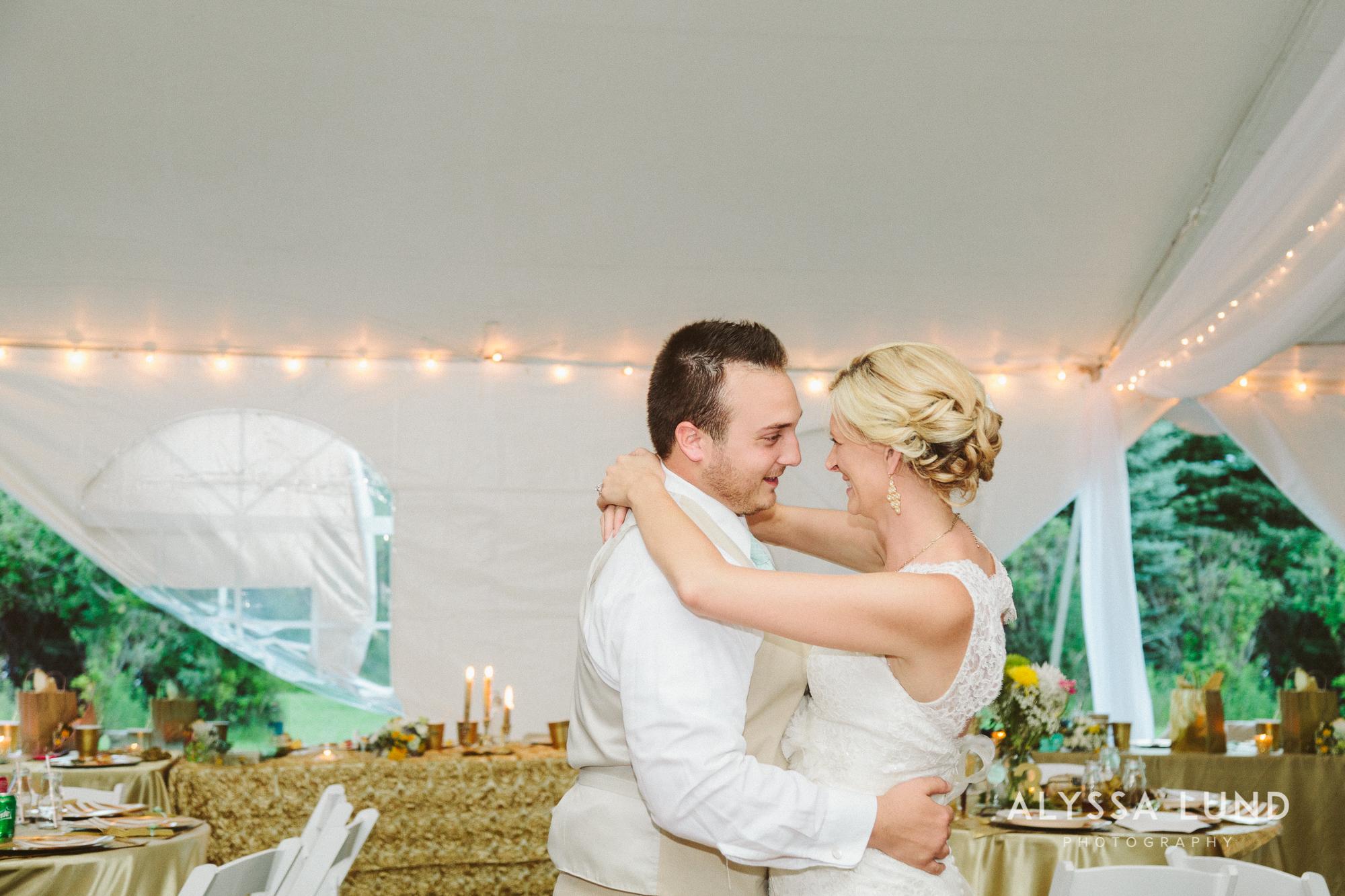 Minnesota Backyard Wedding-20