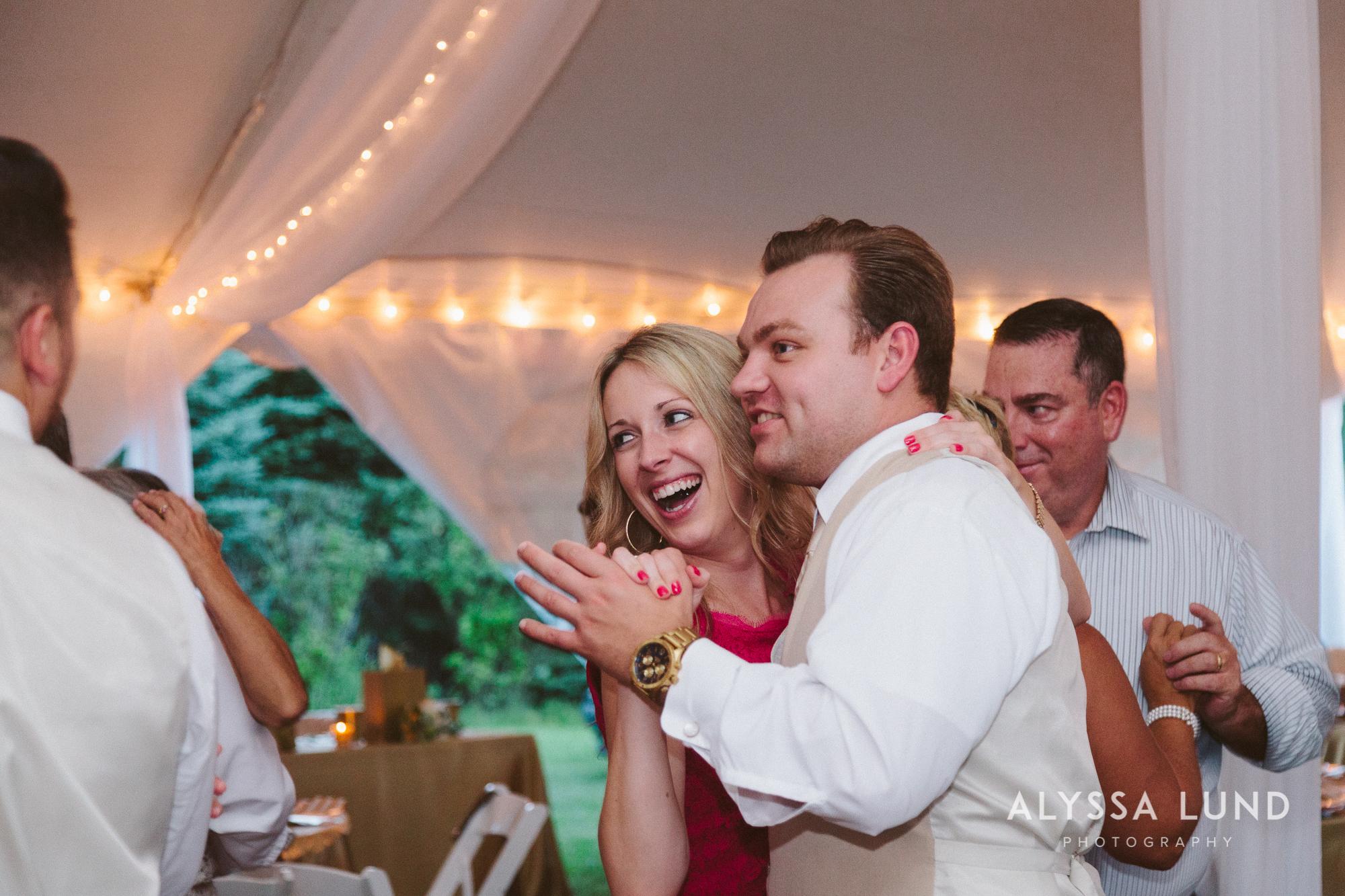 Minnesota Backyard Wedding-23