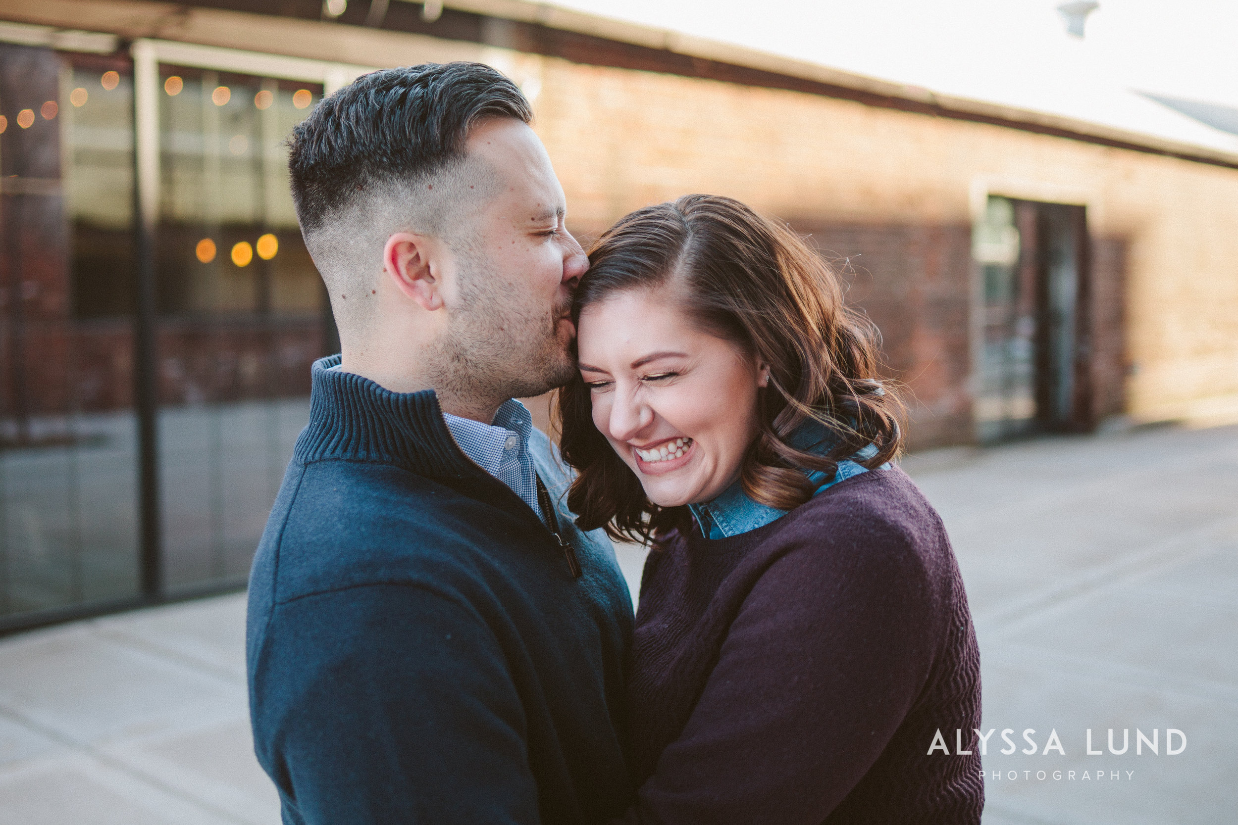 St. Paul Lifestyle Engagement Portraits-7