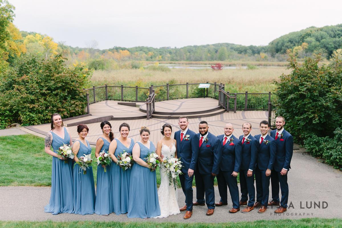 Minnesota Arboretum Wedding Photography by Alyssa Lund Photography-33.jpg