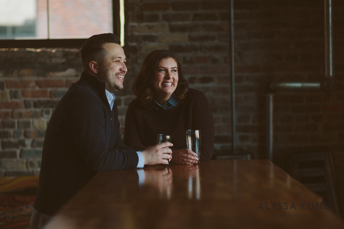 St. Paul Engagement Session in a Brewery-04.jpg