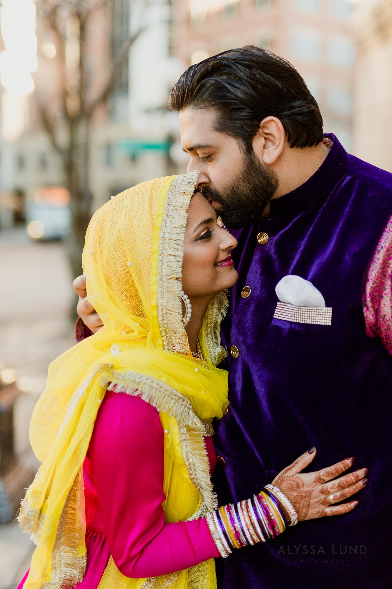 Modern muslim wedding photography Landmark Center-7.jpg