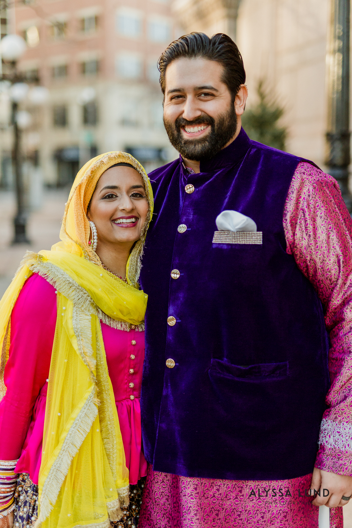 Modern muslim wedding photography Landmark Center-10.jpg