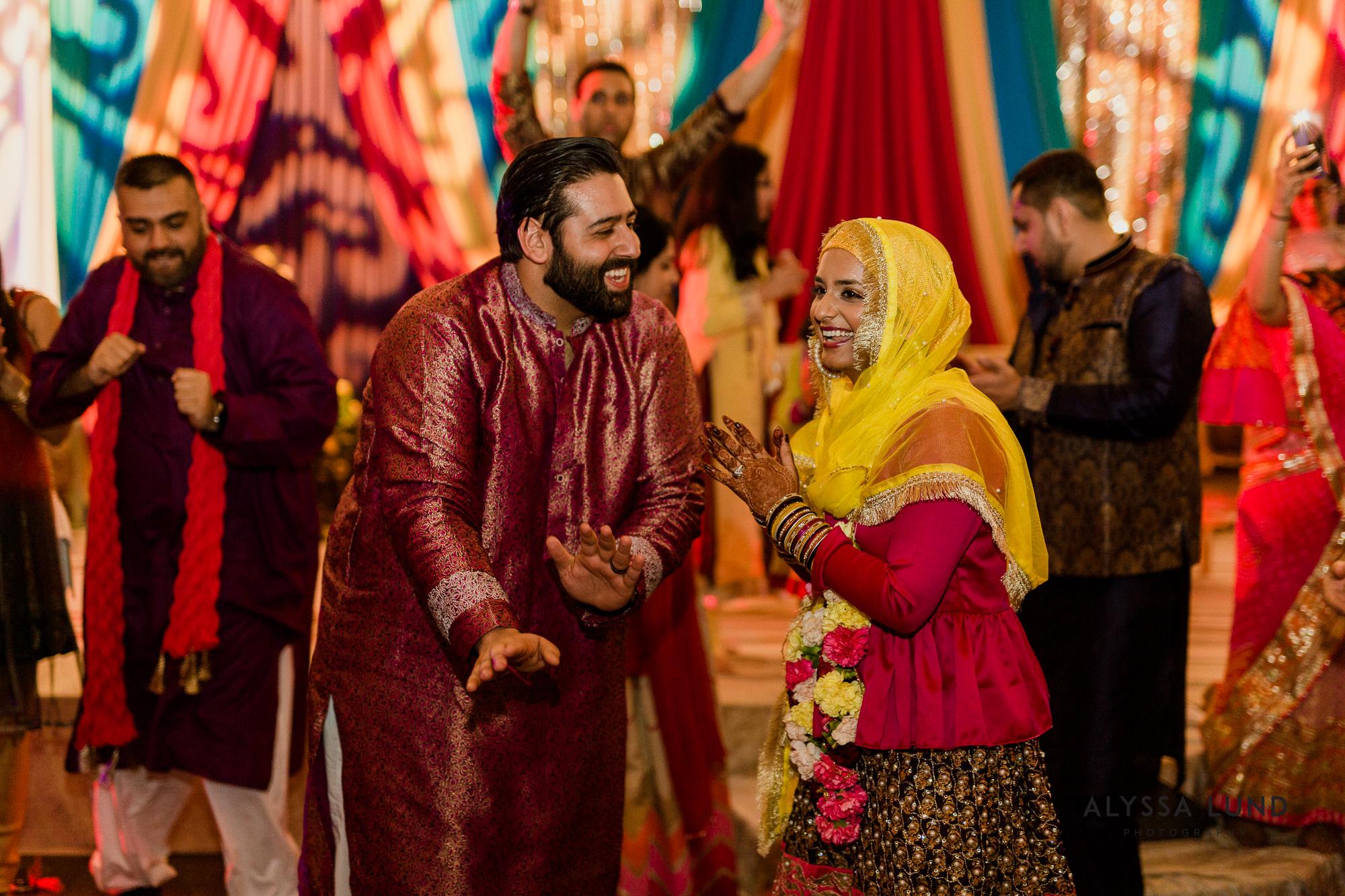 Modern muslim wedding photography Landmark Center-18.jpg