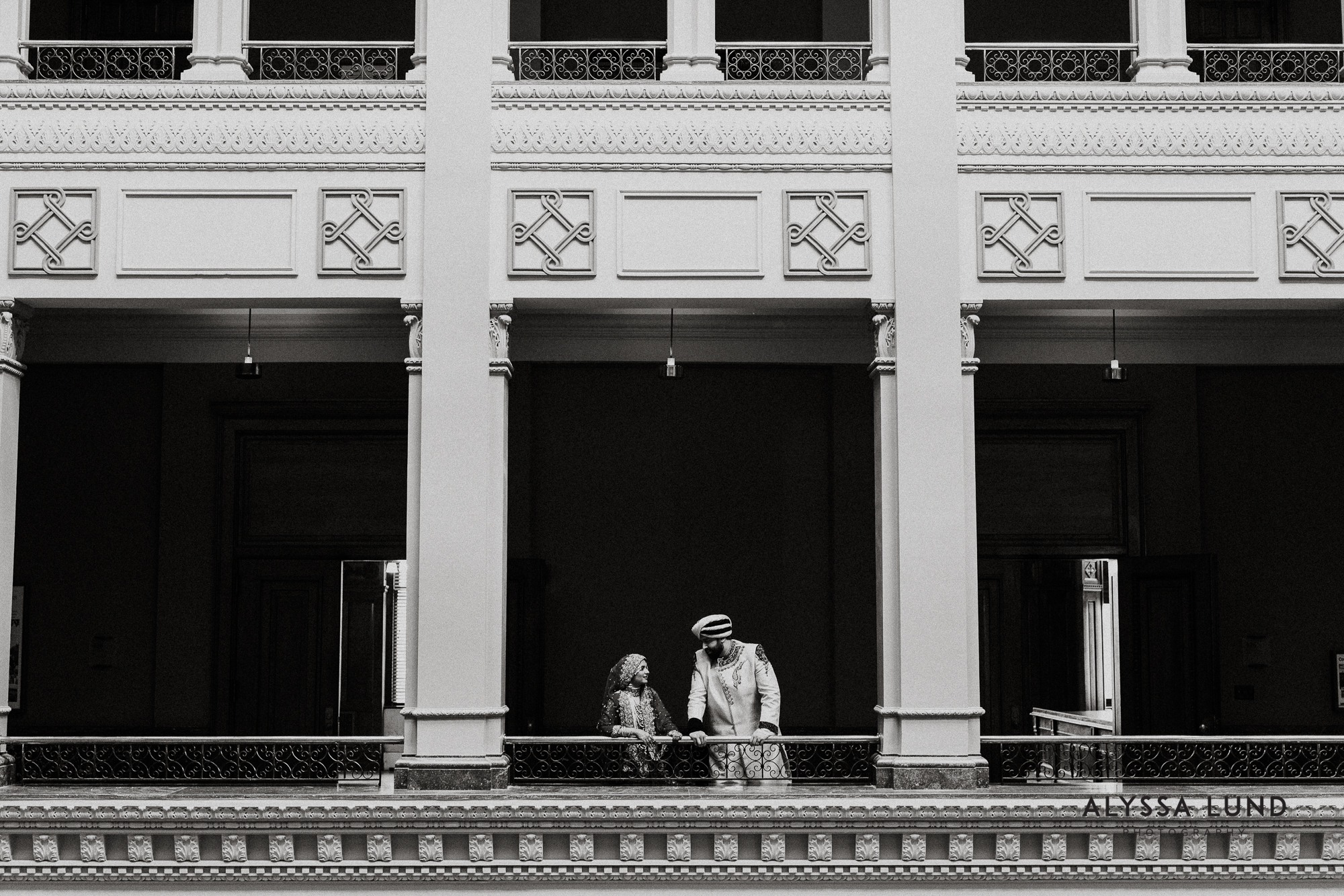 Modern muslim wedding photography Landmark Center-31.jpg