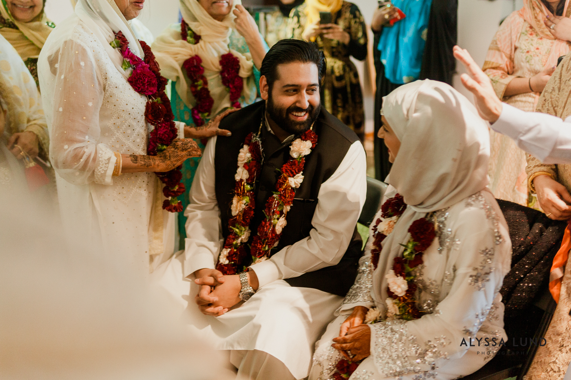 Modern muslim wedding photography Landmark Center-2.jpg