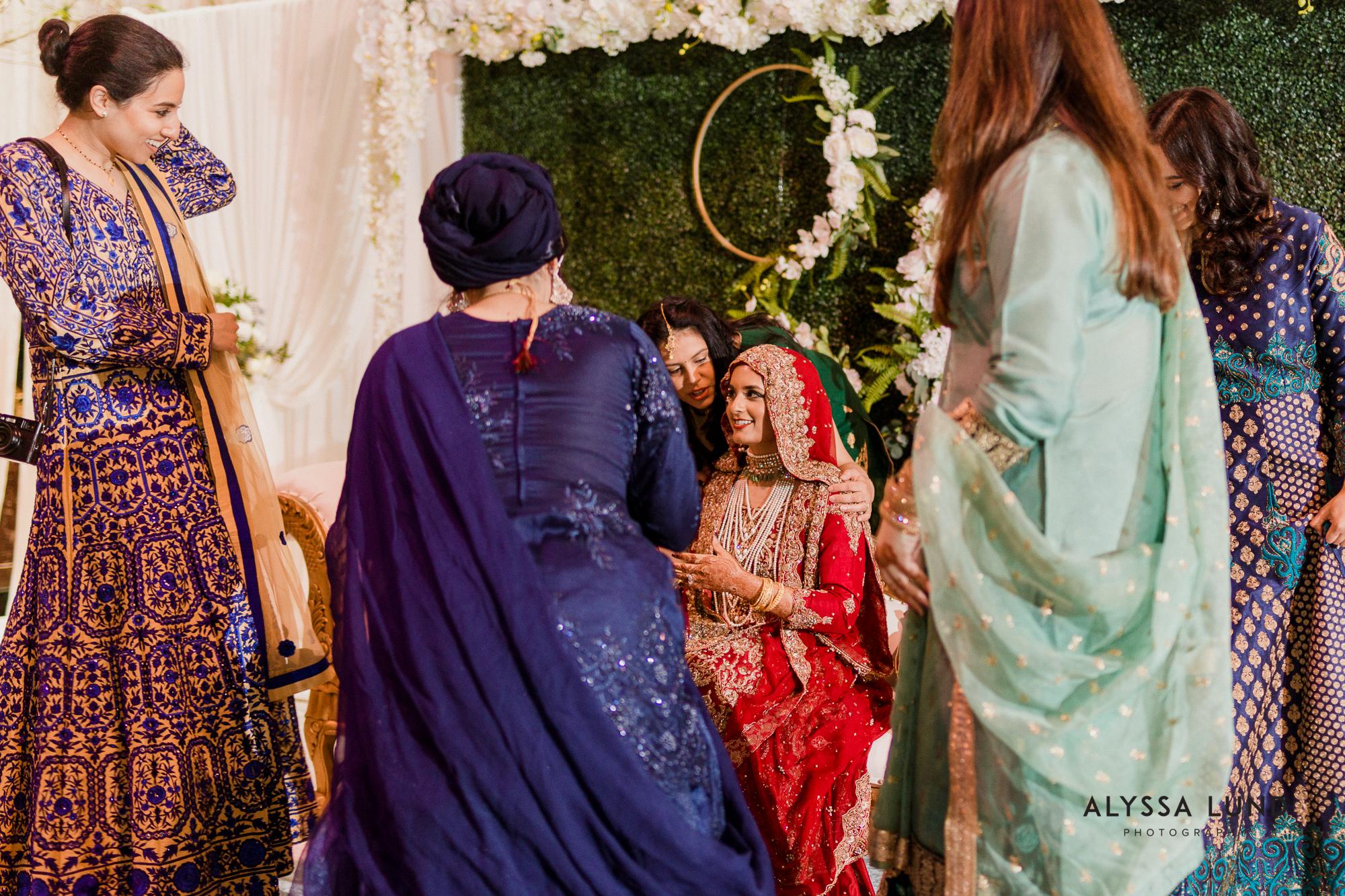 Modern muslim wedding photography Landmark Center-40.jpg
