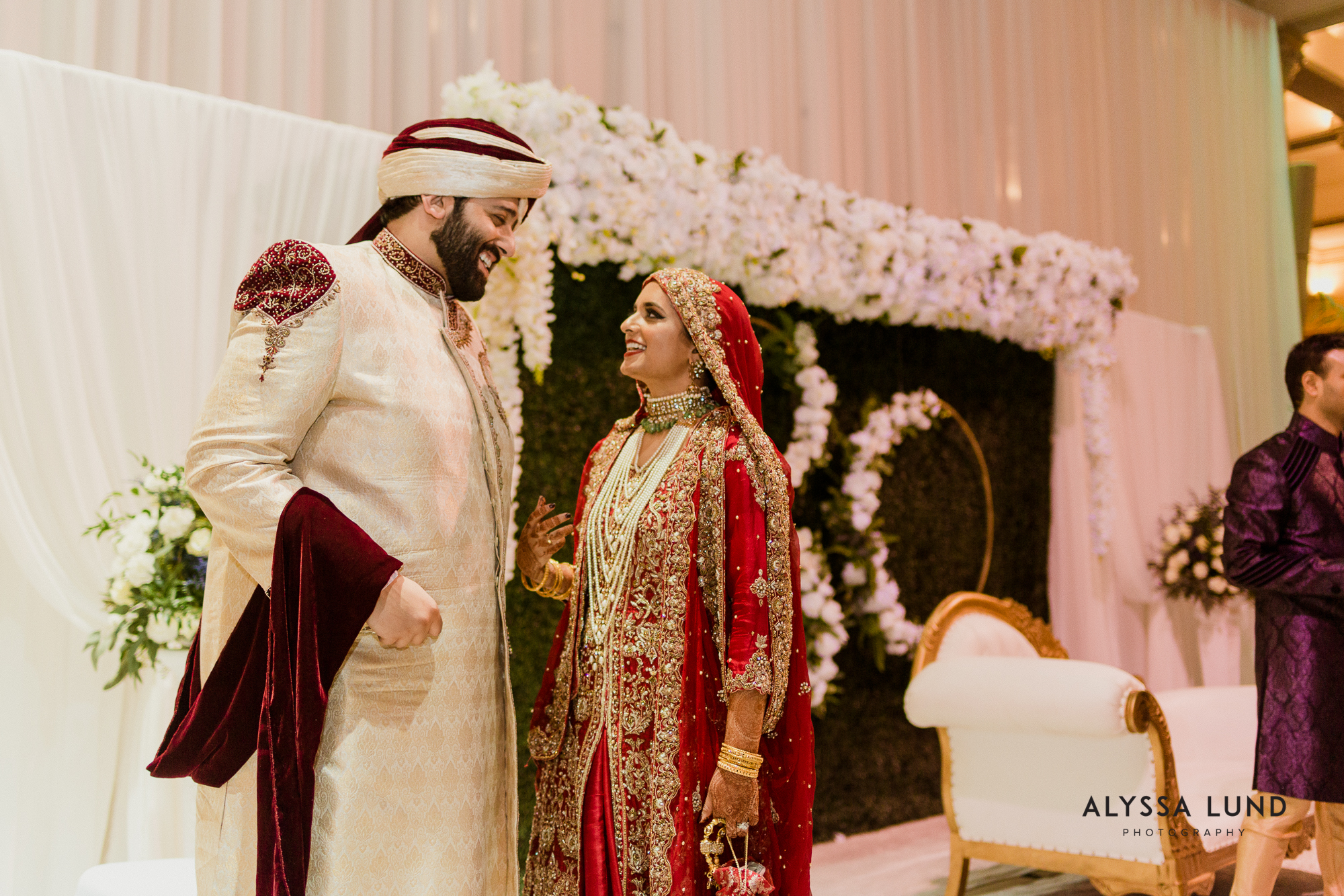 Modern muslim wedding photography Landmark Center-75.jpg