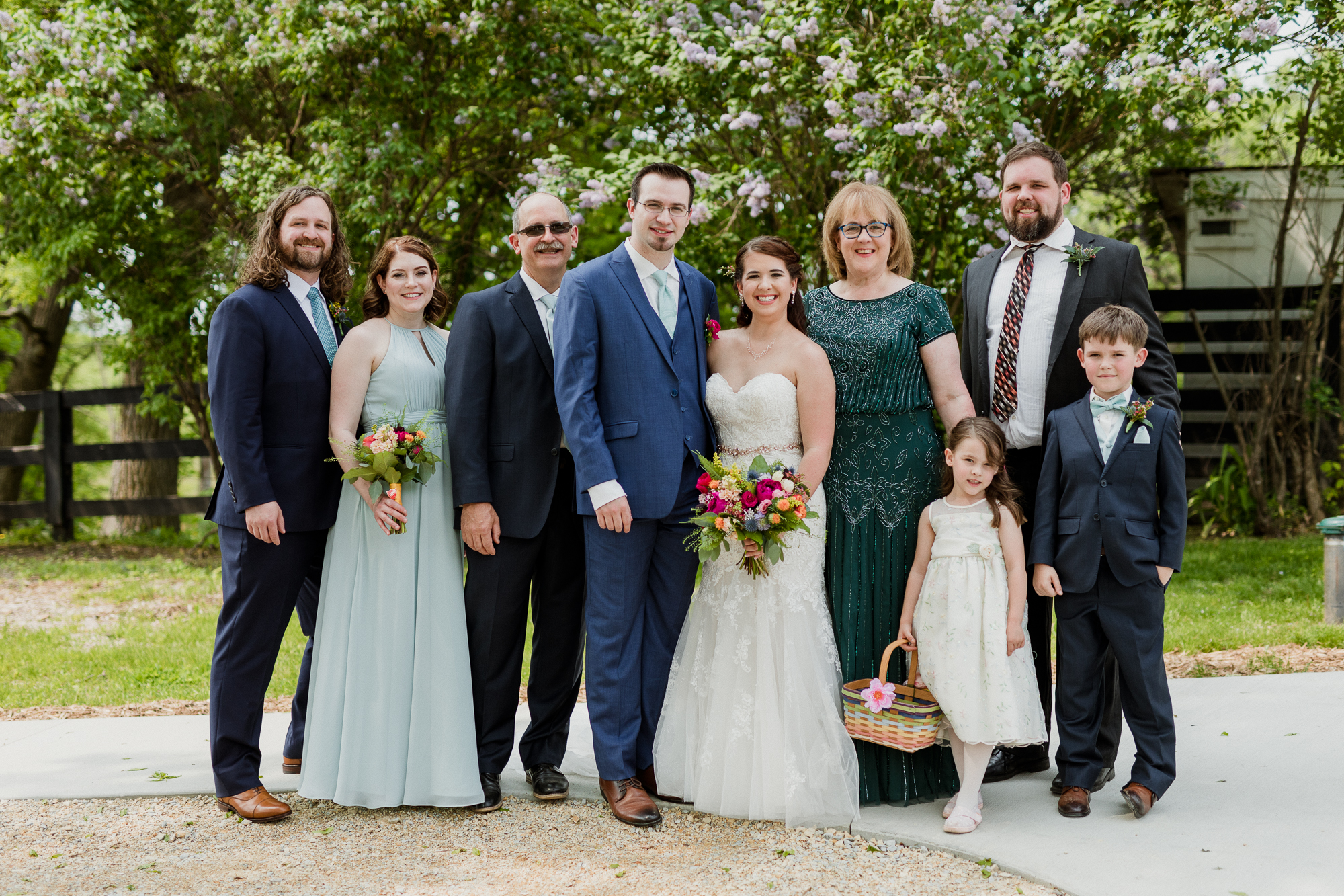 Colorful bohemian wedding photography at Golden Oak Farm-23.jpg