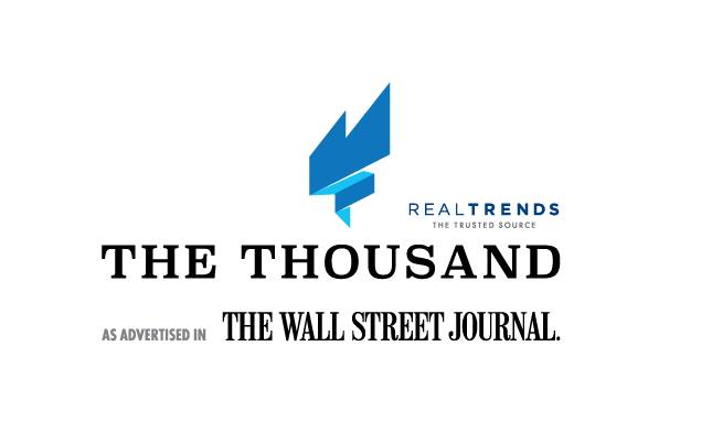 The Wall Street Journal has just recognized us as the 159th most successful team in the United States.  -