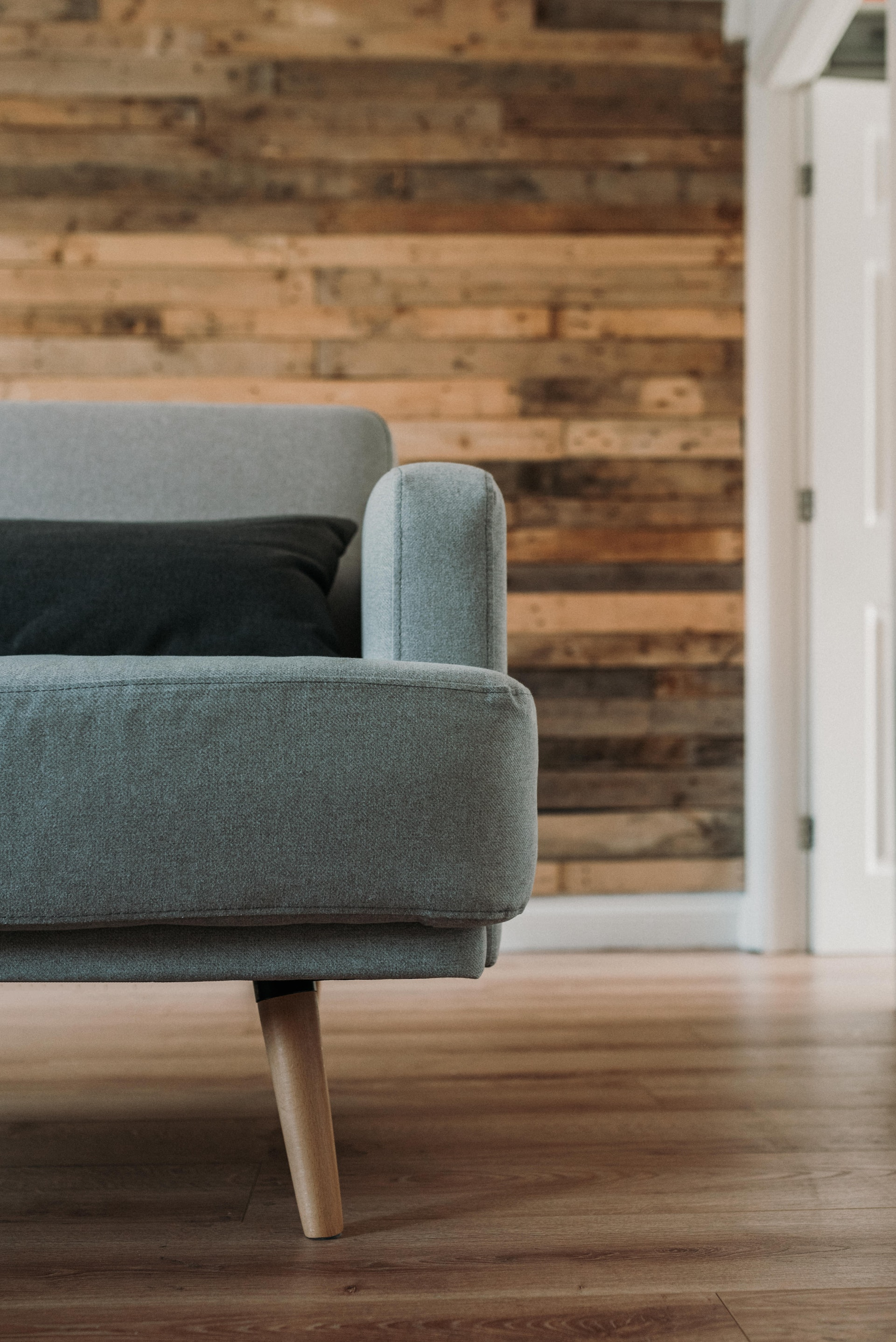 MINIMIZE DECOR - In addition to depersonalizing your home, you should also consider toning down your decor. Although your brightly colored walls may be a reflection of your style, they could be a huge turn-off for buyers. It's safest to stick with neutral wall colors such as gray, white and taupe.You should also be mindful that some of your other decor and accessories may be off-putting to a buyer. The goal is to keep the decor uncluttered, elegant and color-coordinated.