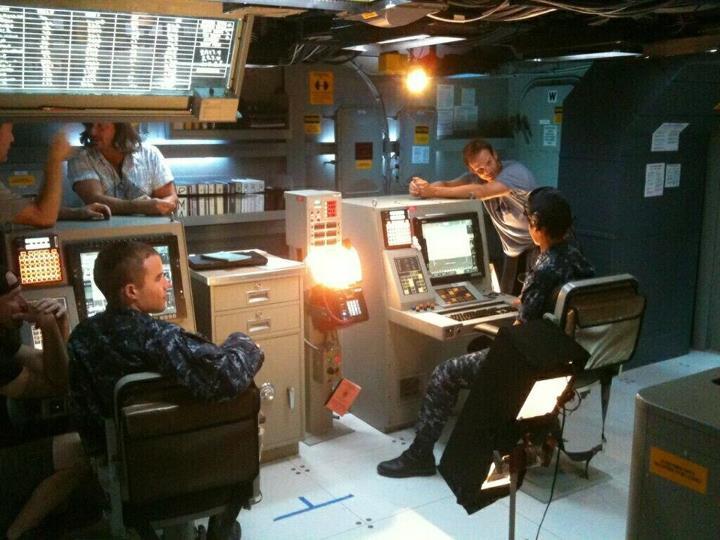 carson-aune-on-set-of-battleship.jpg