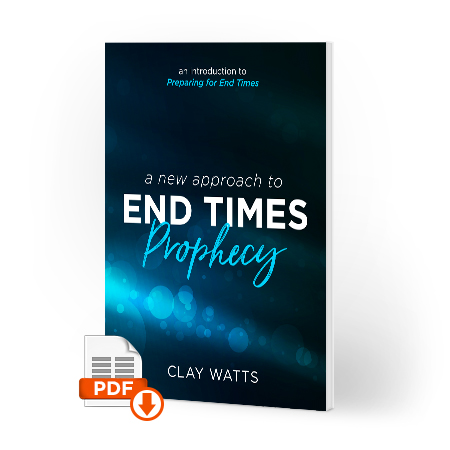 "A NEW APPROACH TO END TIMES PROPHECY :  An Introduction to ""Preparing for End Times"""