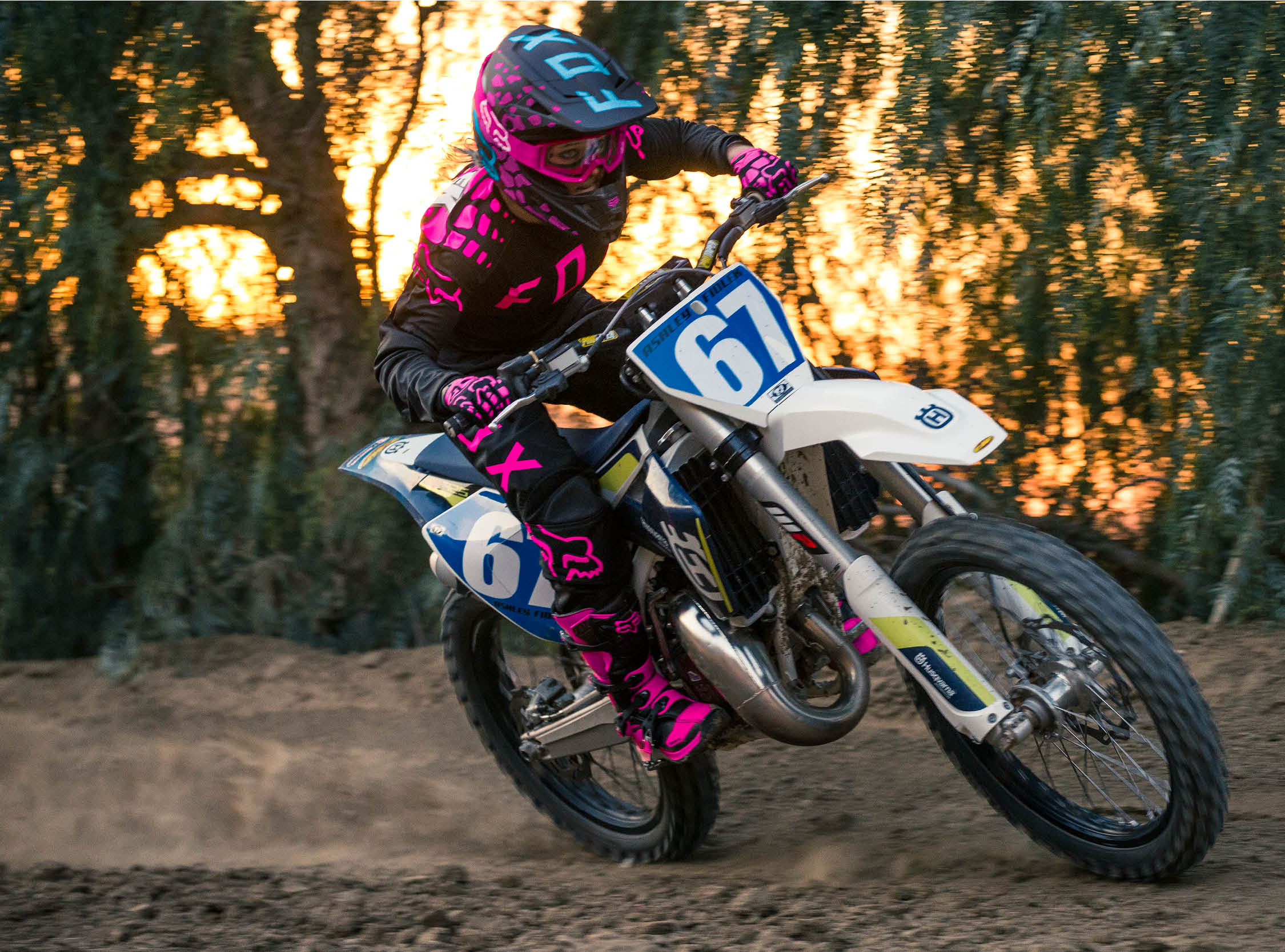 Ashley Fiolek Babes in the Dirt