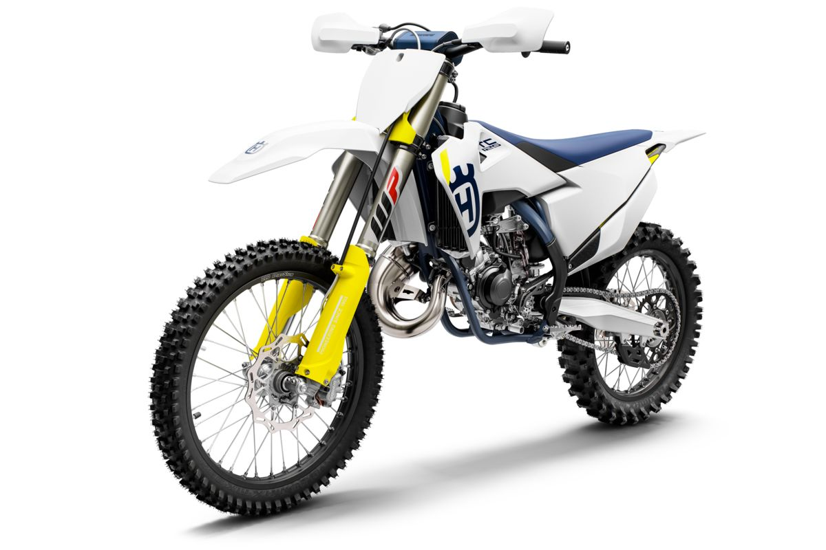 Husqvarna 2019 TC 125  x Babes in the Dirt