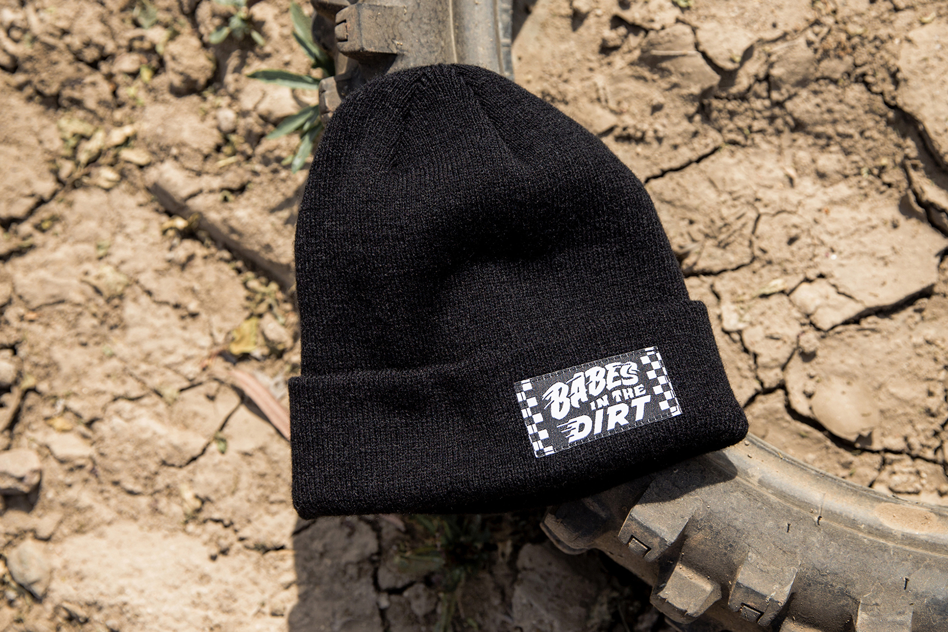 Fox Womens x Babes in the Dirt Beanie | Event price $20