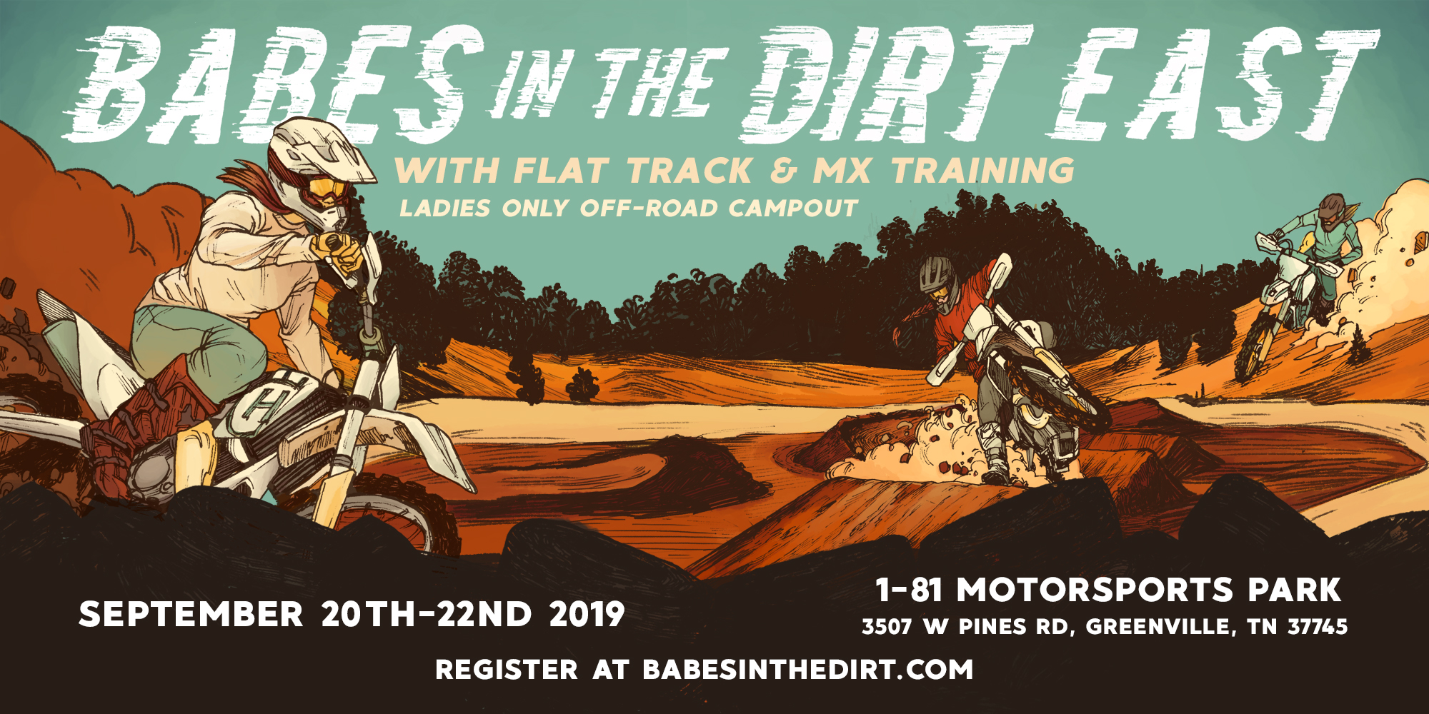 babes in the dirt