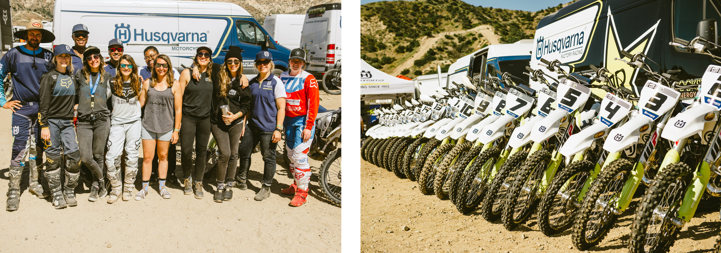 Husqvarna Motorcycles — Blog — BABES IN THE DIRT
