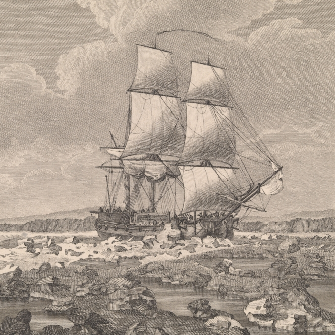 The Polar Voyage in Frankenstein