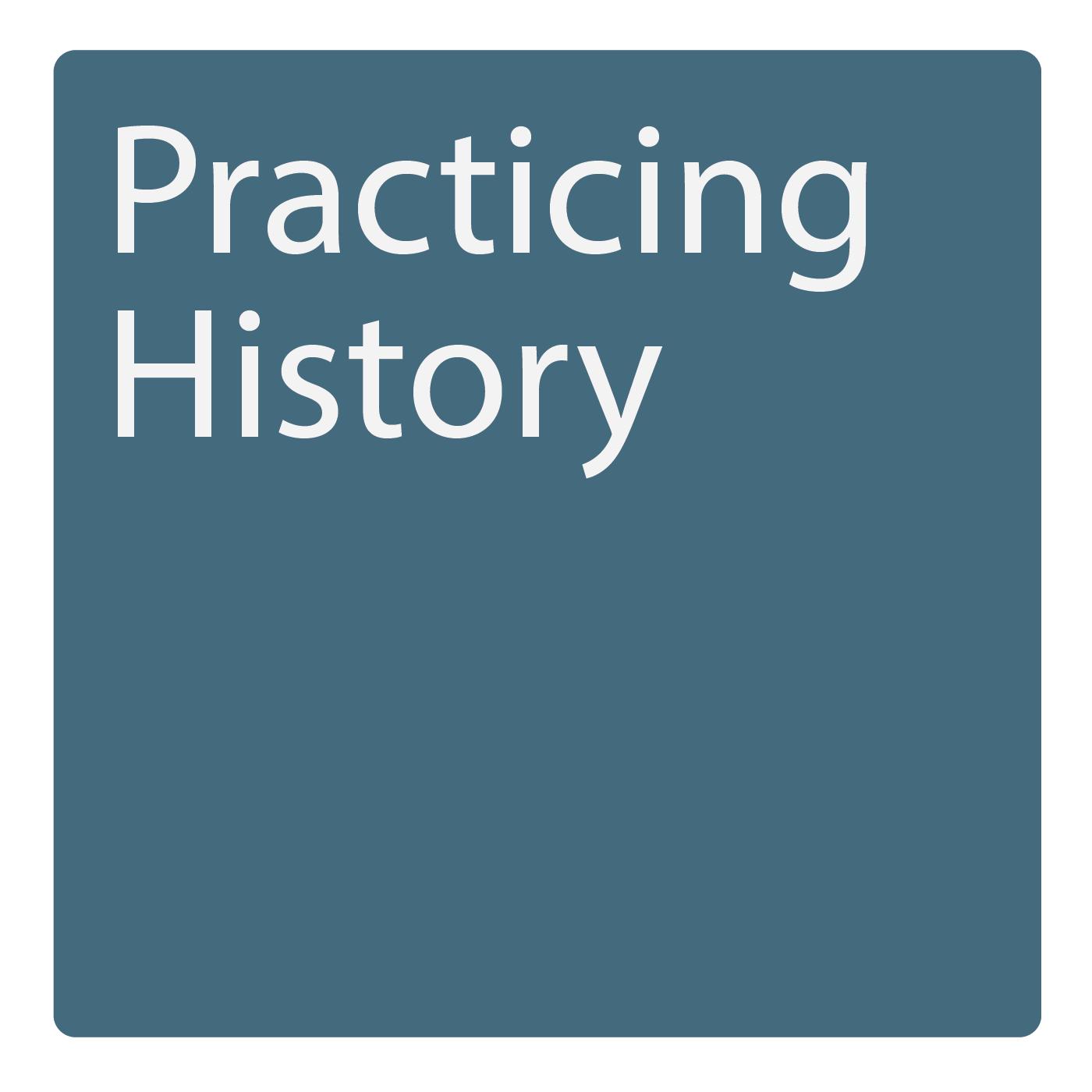 Practicing History Logo