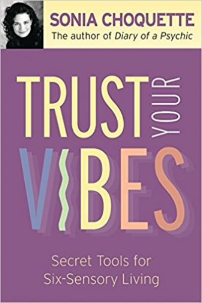 Best Vibes Ever Book Club: Trust Your Vibes