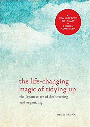 Best Vibes Ever Book Club: Marie Kondo