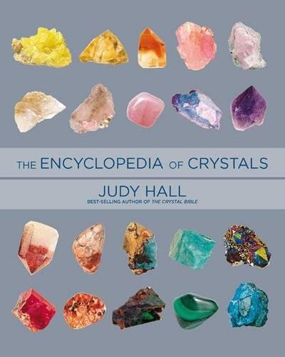 Best Vibes Ever Book Club: The Encyclopedia of Crystals
