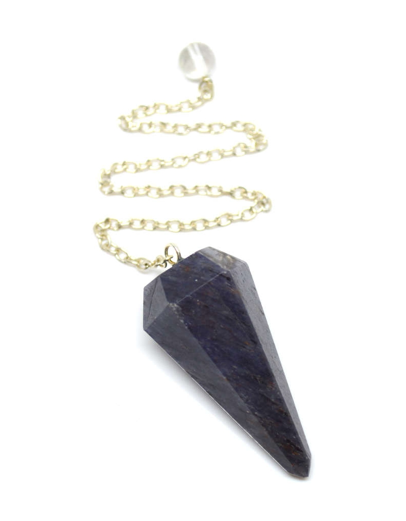Best Vibes Ever - Blue Aventurine Pendulum