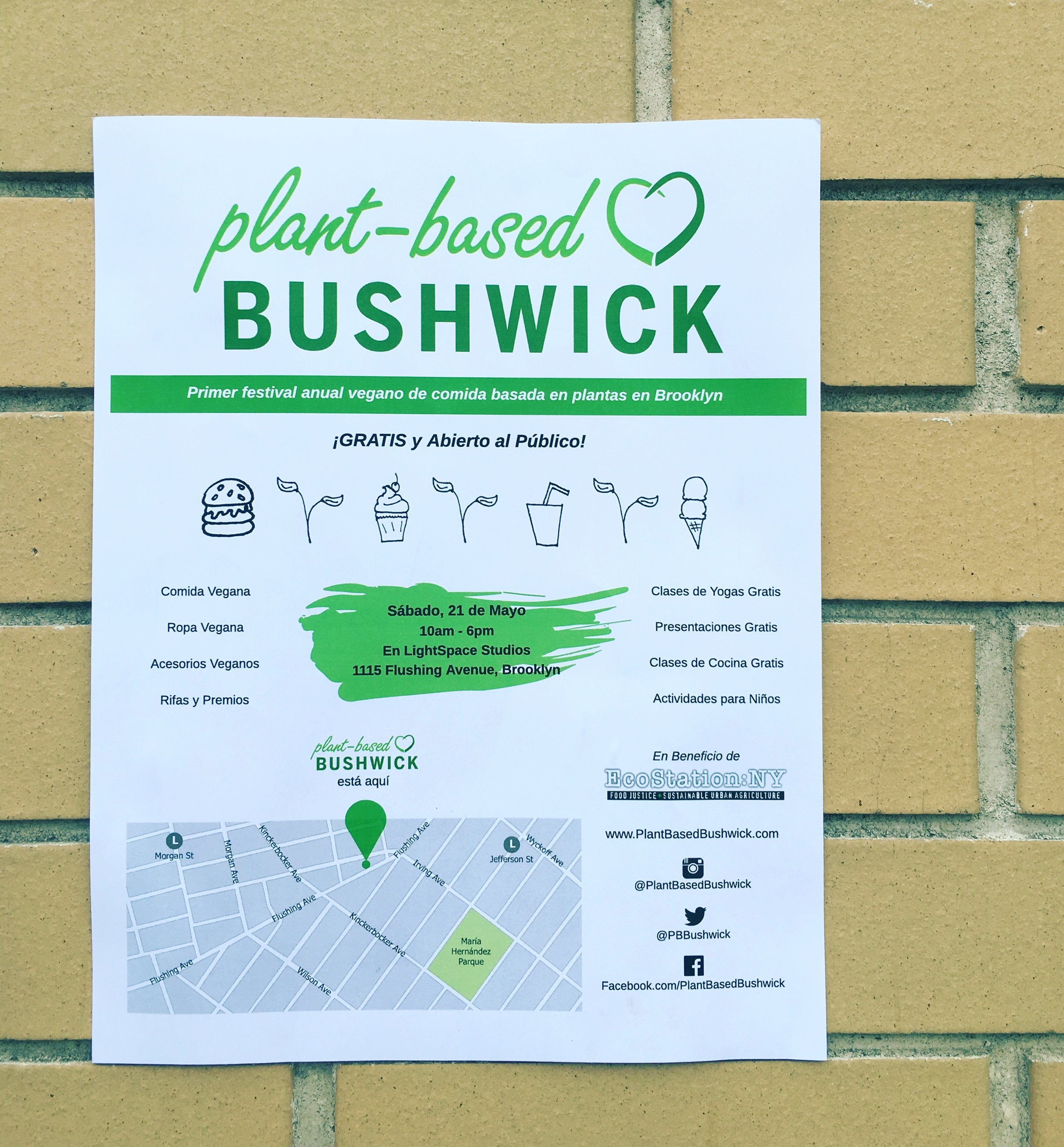 Plant-Based Bushwick - Best Vibes Ever