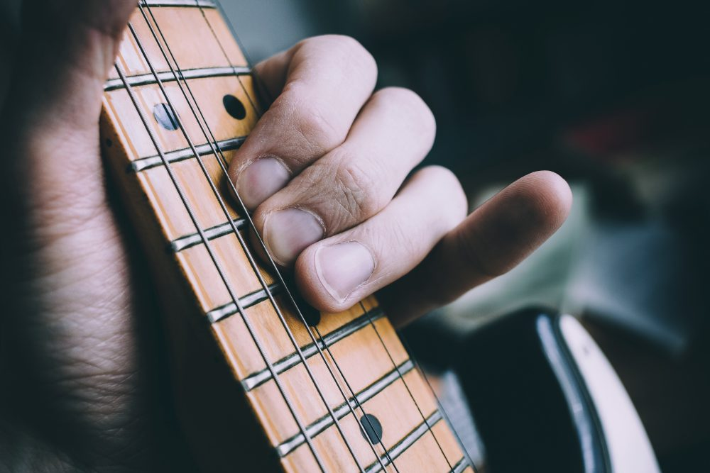 Time: Tuesdays 5-6PM  Location: Truckee Location  Cost: $95 per 4 week session    For players who have learned the basic chords and can change chords in time, we offer the next step in your learning process. Instructor Lucas Arizu will cover more advanced chords, right hand technique, and rhythm patterns.