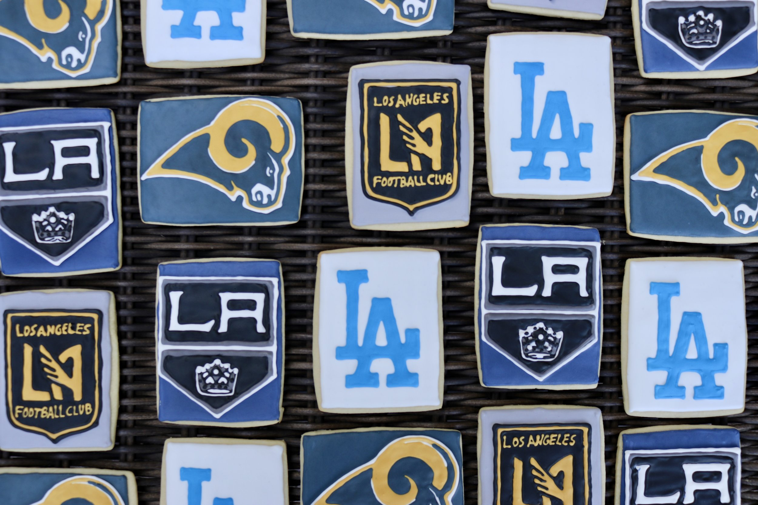 LA Sports Cookies
