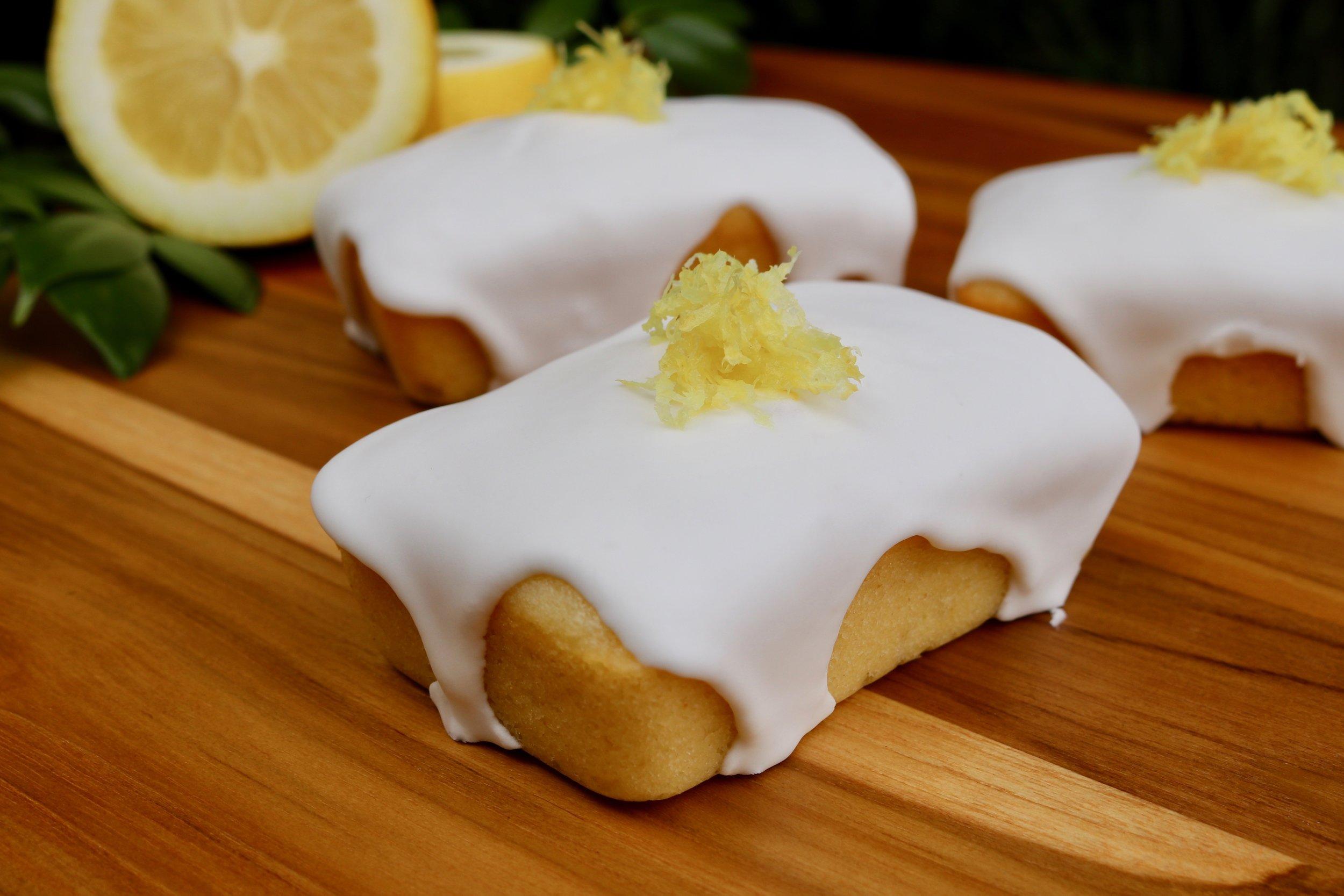 Lemon Mini-Loaves
