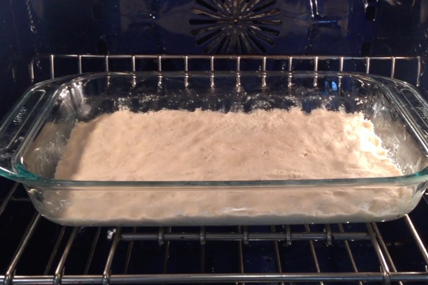 4. Bake for 20 minutes. The crust should be soft and just browned around the edges. -