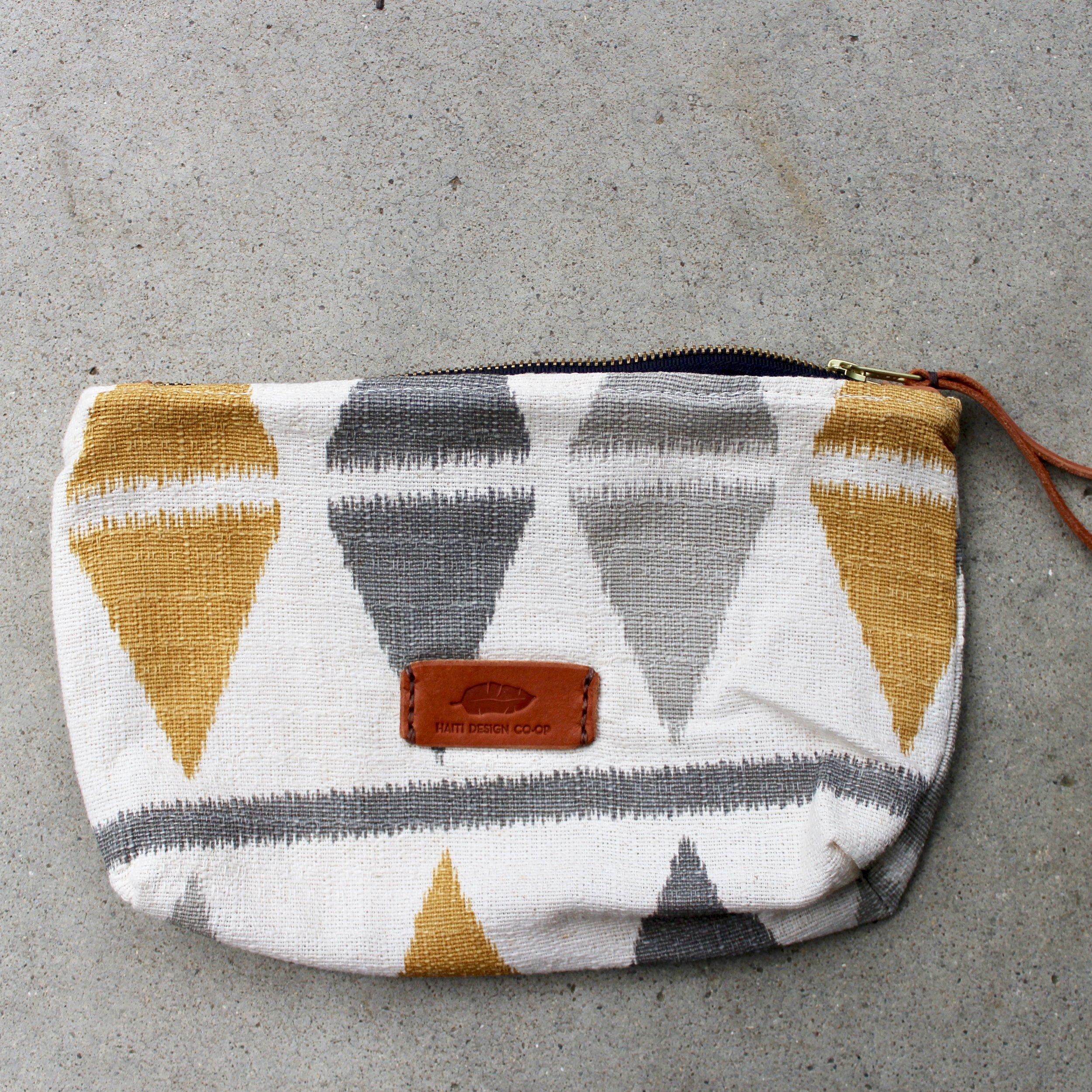 The Boho Triangle Bag