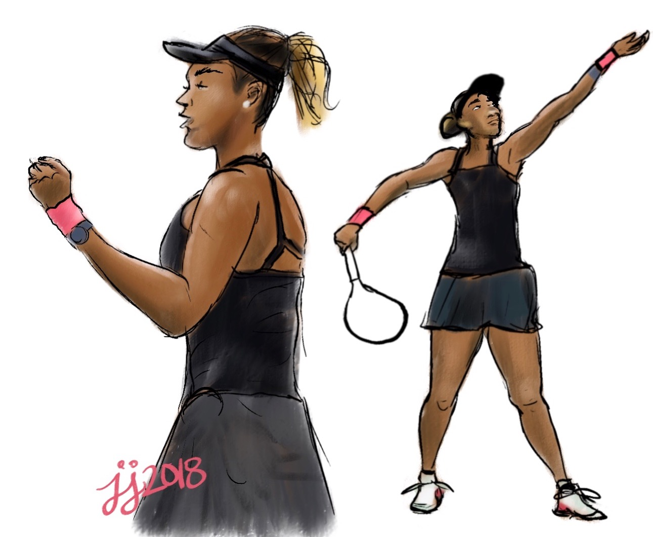 Copy of US Open Champion Naomi Osaka