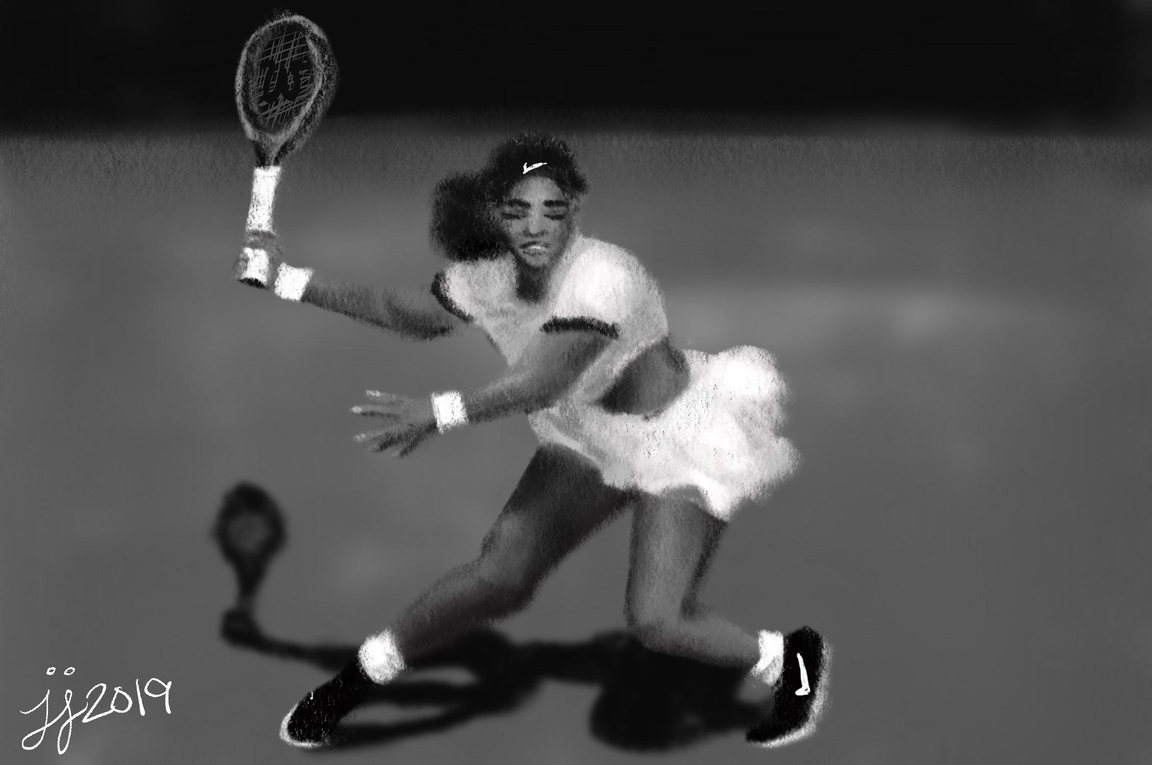 Tennis GOAT Serena Williams