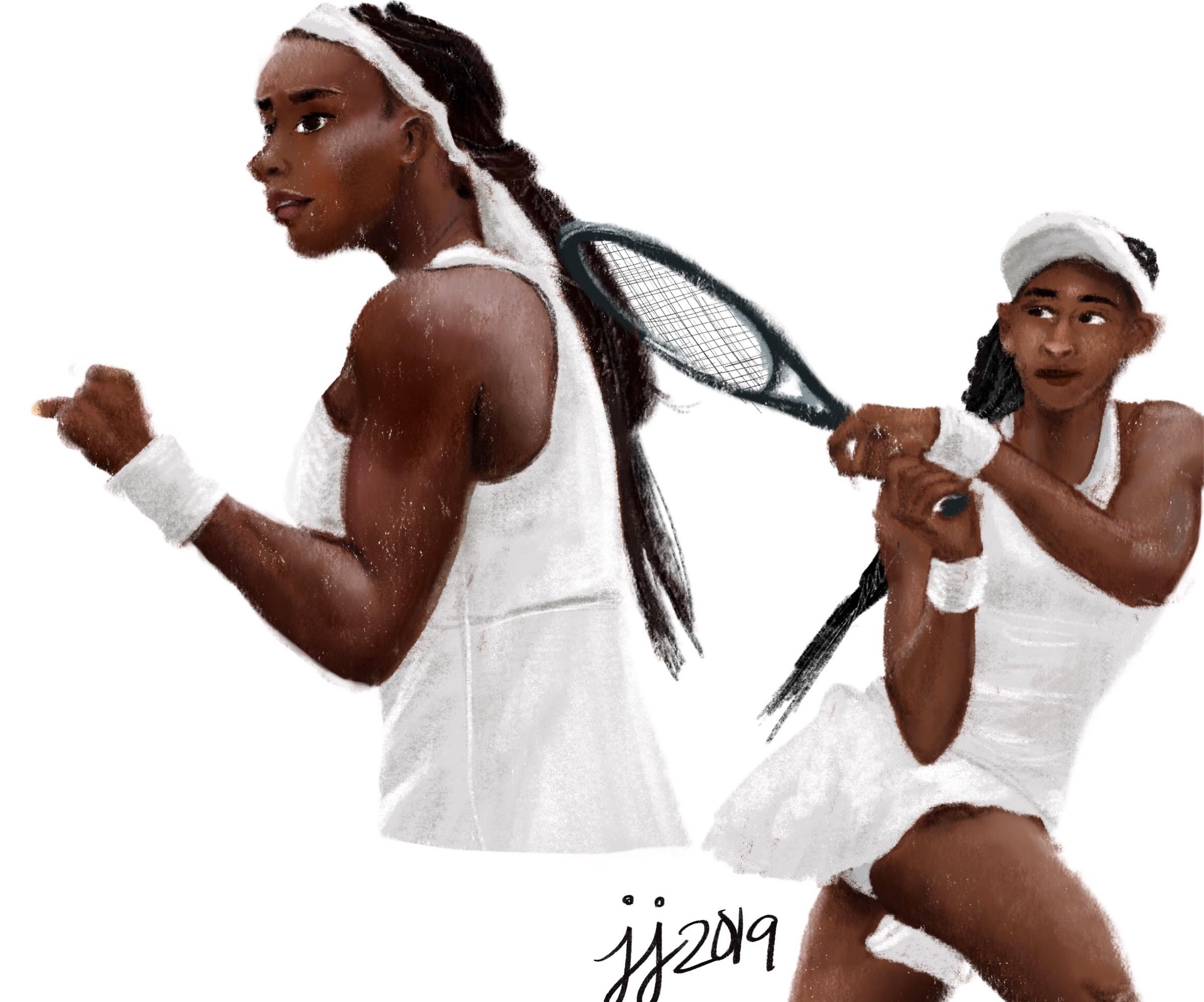 Cori Gauff, Tennis Prodigy