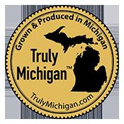 Truly Michigan Logo