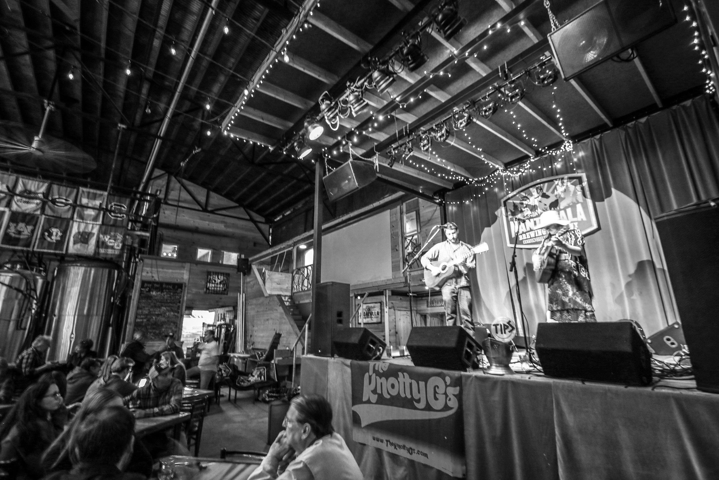 Bryson City Live Music -