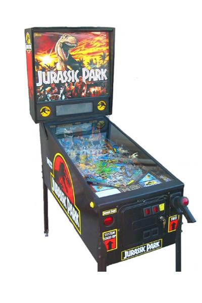 Jurassic Park 1993 Data East
